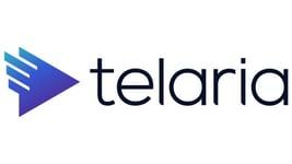 Telaria dark logo