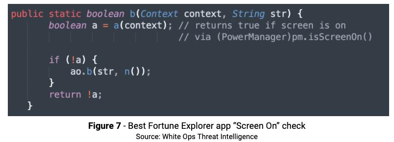Figure 7 Best Fortune Screen On Chk